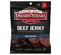 Omaha Steak Original Beef Jerky - 2.5 Oz