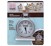 Sweet Creations Thermometer Oven - Each