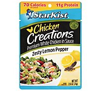 Sk Chicken Creations Lemon Pepper Chicken - 2.6 Oz