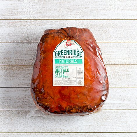 Greenridge Farm Chicken Breast Buffalo - 0.50 LB