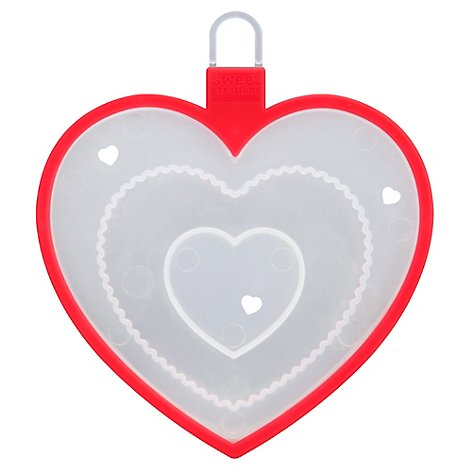 Heart Cookie Cutter - Each