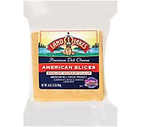 Land O Lakes Pre-Sliced American Cheese - 0.50 LB
