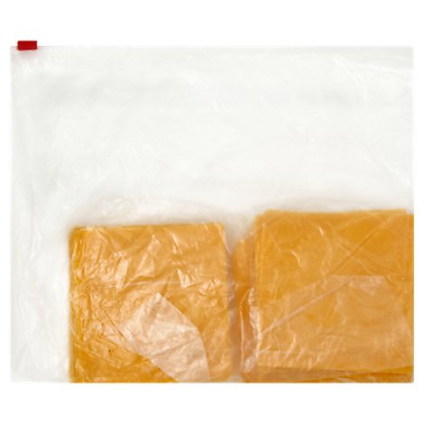 Wisconsin Pre-Sliced American Cheese - 0.50 LB