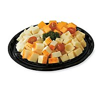 Cheese Tidbits Tray 0.50 LB