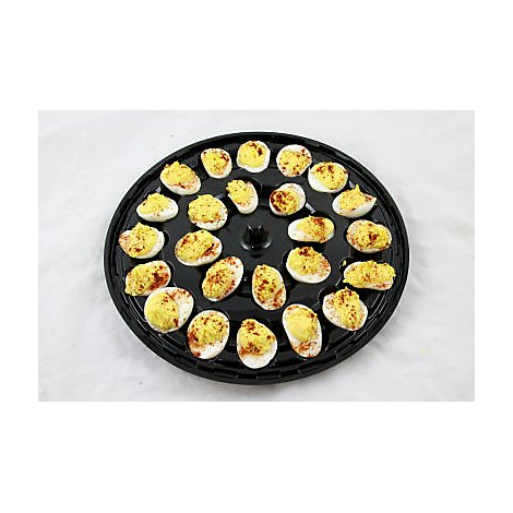 Deli Catering Tray Deviled Eggs - Each