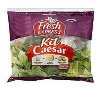 Fresh Express Caesar Salad Kit Family - 19.4 Oz