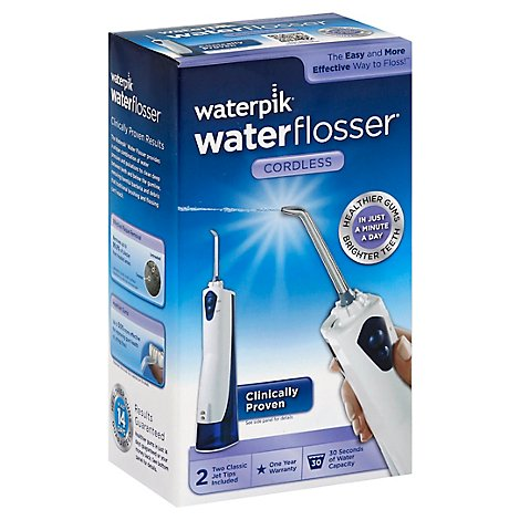 Waterpik Cordless Water Flosser - Each