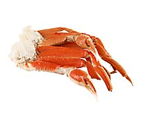 Seafood Service Counter Snow Crab Clusters 8 Up - 1.00 LB