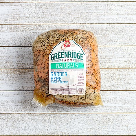 Greenridge Farm Turkey Garden Herb Grab & Go - 0.50 LB
