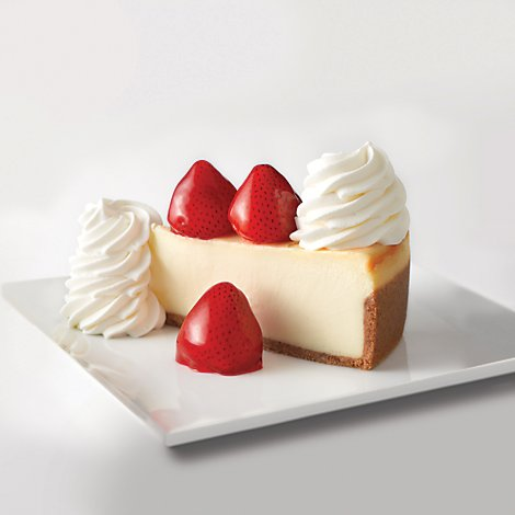 Elis Cheesecake Plain 7 Inch