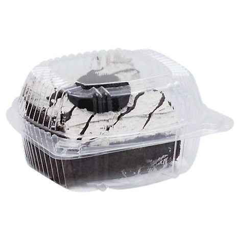 Bakery Cake Chocolate Cookies N Cream Iced 1 Count