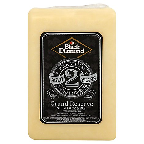 Black Diamond White Cheddar Wedges - 0.50 LB