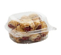 Bakery Strudel Bites Cherry 12 Count