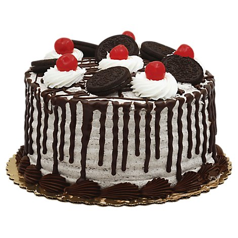 Bakery Cake Cookies N Cream 8 Inch 2 Layer
