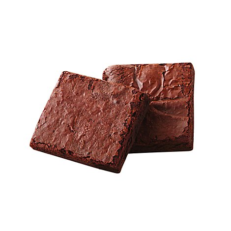 Bakery Brownies Plain 2 Count