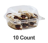 Kolacky Raspberry 10 Count