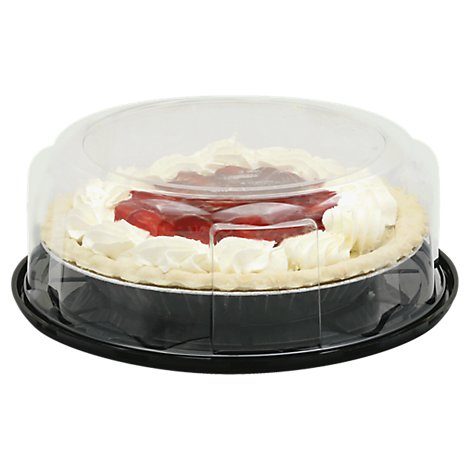 Bakery Pie Strawberry Whip Cream 9 InCH