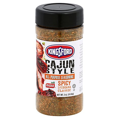 Kingsford Seasoning All Purpose Cajun Style - 5 Oz