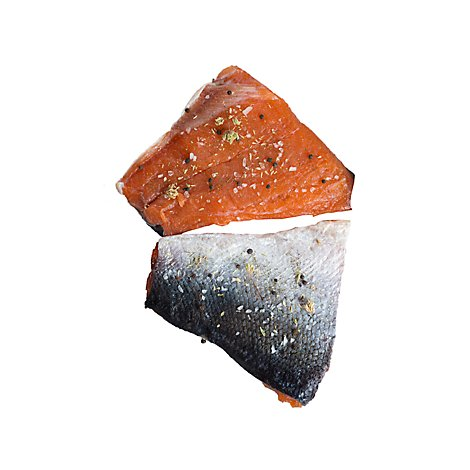 Rainbow Trout Fillet Marinated Kosher - 0.50 LB