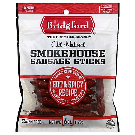 Bford Hot/Spicy Saus - 6 Oz