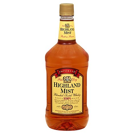 Highland Mist 80 Proof - 1.75 Liter