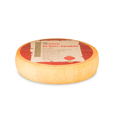 French Raclette Cheese - 0.50 LB