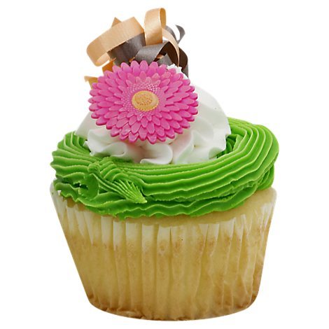 Jumbo Decorated Cupcakes