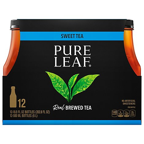 Pure Leaf Tea Brewed Sweet - 12-16.9 Fl. Oz.