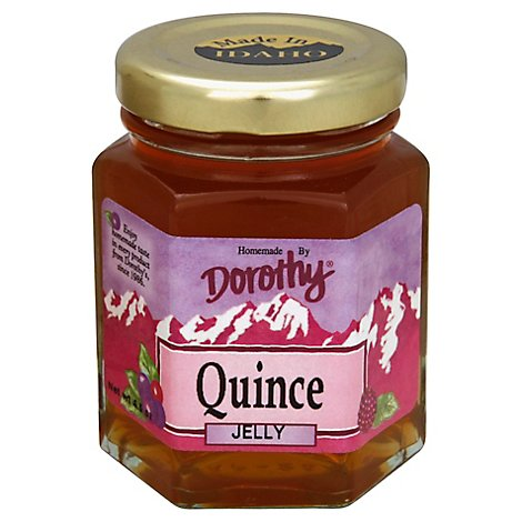 Dorthys Quince Jelly - 4.5 Oz