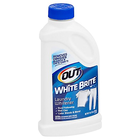 Out Laundry Whitener White Brite - 28 Fl. Oz.