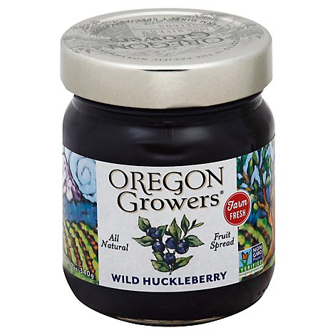 Oregon Growers Oregon Strawberry Fruit Spread - 12 Oz