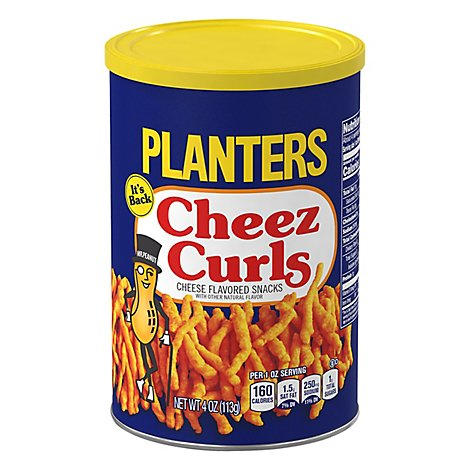 Planters Snacks Cheez Curls - Each