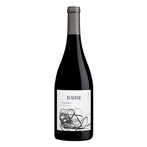 B Side Pinot Noir Wine - 750 Ml