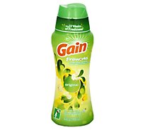 Gain Fireworks Scent Booster In Wash Original - 14.8 Oz