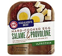 Egglands Best Hard Cooked Egg Salame and Pro - 3.1 Oz