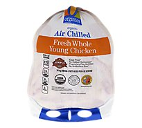 O Organics Organic Chicken Whole Fresh - 4.75 LB