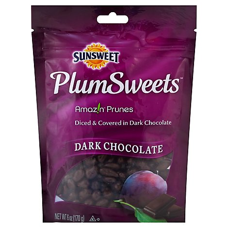 Plum Sweets Chocolate - 6 Oz