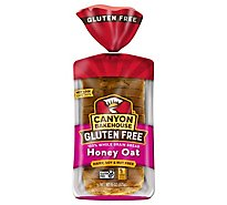 Canyon Bakehouse Bread Honey Oat - 14 Oz