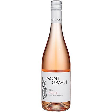Mont Gravet Rose Wine - 750 Ml