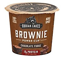 Kodiak Cakes Fudge Brownie In A Cup - 2.36 Oz