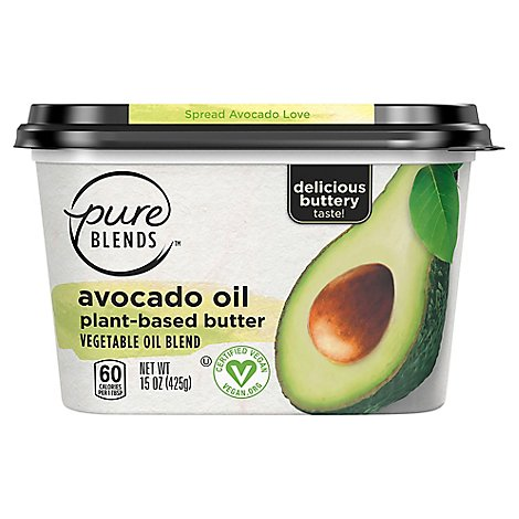 Pure Blend Spread Avocado Oil - 15 Oz