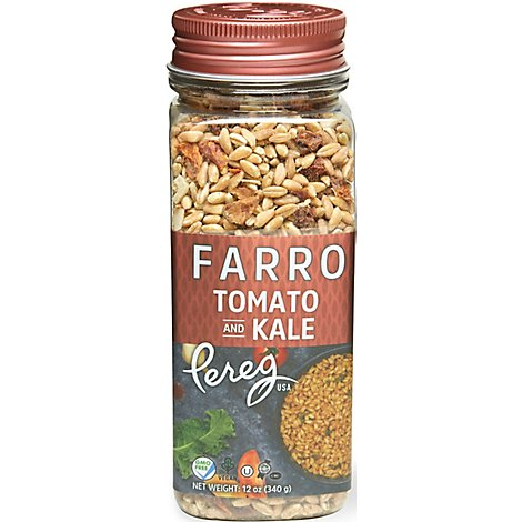 Pereg Farro Sundried Tom - 12 Oz
