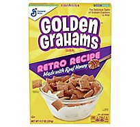 Golden Grahams Cereal Whole Grain - 11.7 Oz