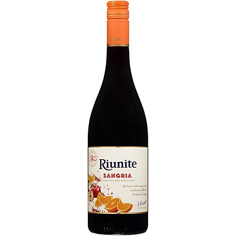 Riunite Sangria Wine - 750 Ml