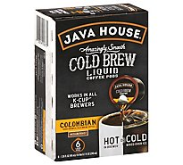 Jh Coldbrew Colm 6ct - 6 Count