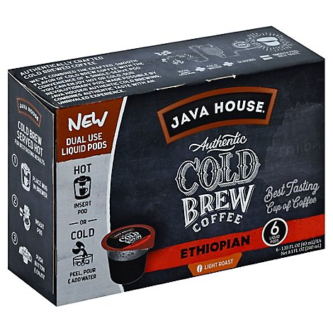 Jh Coldbrew Ethp 6ct - 6 Count