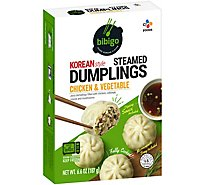 Bibigo Dumpling Steamed Chicken & Vegeta - 6.6 Oz