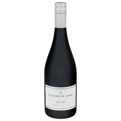 Elizabeth Rose Pinot Noir Wine - 750 Ml