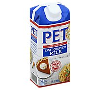 PET Milk Evaporated Rich & Creamy Carton - 12 Fl. Oz.