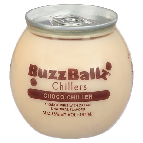 Buzzballz Chocolate Chiller Wine - 187 Ml